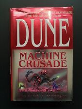 Dune Machine Crusade by Brian Herbert & Kevin J. Anderson 2003 1st/1st Hardcover