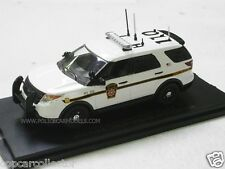 First Response 1/43 PSP Pennsylvania State Police Ford PI SUV PREMIER ISSUE