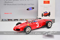 CMC 1:18 Ferrari Dino 156 f1 Sharknose 1961 GP Germany