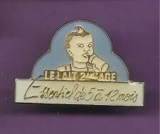 Pin's pin LAIT 2ème AGE POUR BEBE ( ref CL11)