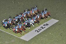 15mm napoleonic dutch belgian cavalry 16 cavalry (as photo) {10} (20290)