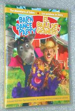 NEW Adventures of Zoeby Barn Dance Party DVD La Aventura de El Baile de Granero