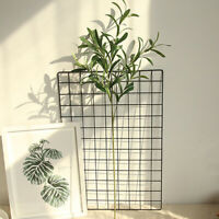 Artificial Eucalyptus Branch Fake Leaves Flower Faux Plant Home Wedding Decor