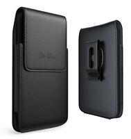 Phone Holster w/ Belt Clip Loop Pouch Holder for iPhone X/Xs/11 Pro w/ Case on