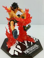 Figuarts Zero One Piece Portgas D. Ace Battle Ver. Cross Fire Figure Collection