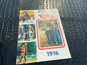#MISC-5299 - 1976 DAISY TOY CATALOG