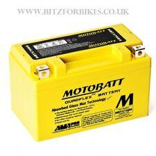 Motobatt Battery MBTX7ABS Kazuma Lacoste 110 (2009-2012)