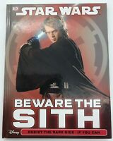 Star Wars Beware the Sith by Dorling Kindersley Ltd (Hardback, 2012)