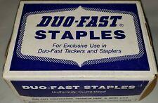 """Duo-Fast 5012C Staples 5,000 3/8"""" 5012-C"""