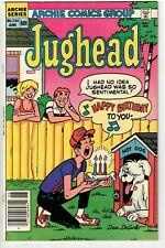 ARCHIE'S PAL JUGHEAD #334 1984 NICE BETTY CLEAVAGE COVER COPPER AGE!