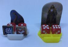 Standfuß-Set für Gloomhaven 24 Stück Standee Hex-Base 3D gedruckt