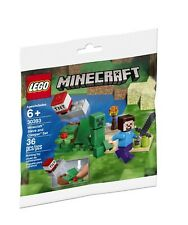 LEGO Minecraft 30393 Steve and Creeper Set Polybag MIP
