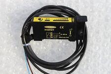 BANNER / TURCK Basisgerät für Lichtleiter Typ D12SP6FP