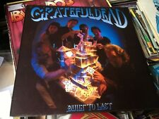"""GRATEFUL DEAD - SPANISH 12"""" LP SPAIN BUILT TO LAST"""