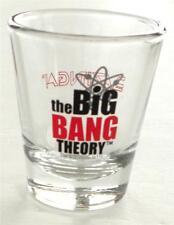 Brand New Official Licensed   BIG BANG THEORY   BAZINGA!!   Quality  Shot Glass