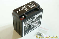 VESPA - Batería - 12v/9ah - PX Lusso PK XL XL2 T5 Cosa My LX LXV Gts Gtv ET4