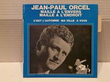 JEAN PAUL ORCEL Maille a l envers maille a l endroit 71079 Neuf! Exceptionnel!