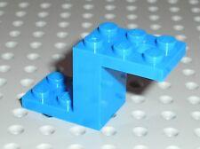 LEGO blue bracket ref 76766 / Set 75098 70317 75919 70816 60026 5765 8404 ...