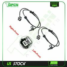Set Of 2 New Front Abs Speed Sensor For 2009 2010-2014 For Nissan Murano 3.5L