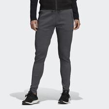 Adidas женские серые z.n.e гибридный Primeknit трек штаны (розница $85)