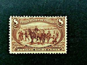 U.S. #289 Mint NH          Catalog $375.00