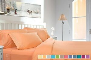 1800 Count 4 Piece Deep Pocket Bed Sheet Set - Exclusive Spring Collection!!