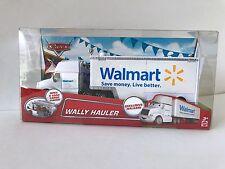 Disney Pixar Cars WALLY Semi Hauler Walmart Exclusive 1:55 Scale Mattel NEW Toy