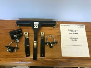 CYCLE COUNTRY THREE POINT HITCH MOUNT KIT 71-4120 LTA500F VINSON NEW IN BOX!