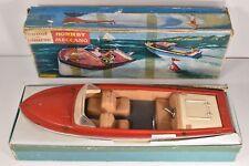 HORNBY Meccano bateau Canot de course 900 Alcyon Jouet ancien années 50 60
