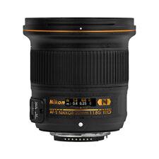 Nikon AF-S NIKKOR 20mm f/1.8G ED Lens