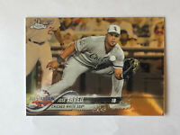 2018 Topps Chrome Jose Abreu Card #HMT60 Mint Chicago White Sox All-Star Update