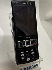 Faulty Nokia N95 - 8GB - Black Smartphone