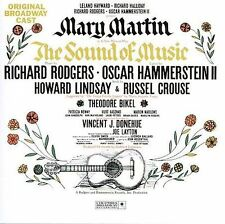 The Sound of Music [Original Broadway Cast] [Remaster] Theodore Bikel/Mary (CD)