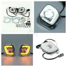 LED Rectangular Fog Light Kit For Honda Goldwing GL1800 F6B 2012-2017 13 14 15