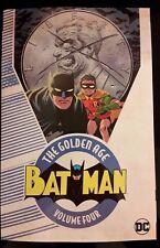 Batman The Golden Age Vol. 4 #12-15 Detective Comics 66-74 World's Finest 7-9