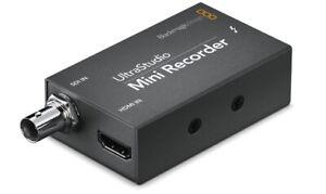 Blackmagic Design UltraStudio Mini Recorder SDI/HDMI Capture