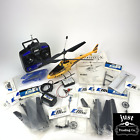 E-FLITE BLADE CX 180-EFL RC HELICOPTER  + TONS OF NEW STOCK PARTS