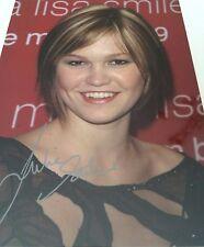 7x5 Signed Photo of Actress Julia Stiles - Bourne Trilogy