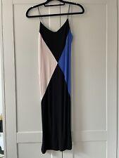 & Other Stories 90s Style Jersey Slip Midi Dress UK8