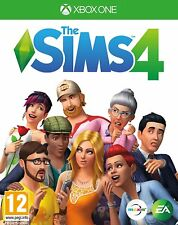 THE SIMS 4      xbox one sigillato