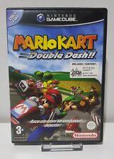 Mario Kart Double Dash + Zelda per Nintendo Gamecube Gcn Gioco + Conf. Orig.