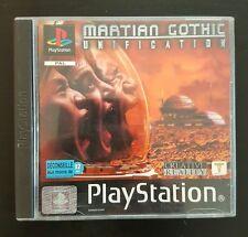 Martian Gothic Unification - Jeu PS1