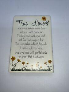 True Love Fridge Magnet