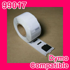 6 rolls of Compatible Dymo Suspension File Label: SD99017 (12x50mm)