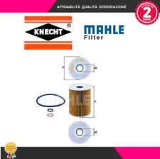 OX3553D Filtro olio Chevrolet-Opel (MARCA-KNECHT,MAHLE)