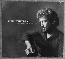KEITH WHITLEY - Sad Songs & Waltzes, Somewhere Between, Alison Krauss, NEW