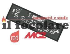 PANNELLO COMANDI LED STUFA CALDAIA ORIGINALE MCZ COMPACT GARDENIA 41451002200