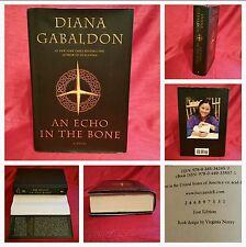 *1st Ed.,1st Print*, Outlander, An Echo in the Bone,  Diana Gabaldon (2009, HC)