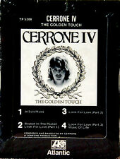 CERRONE IV (Marc) The Golden Touch NEW SEALED 8 TRACK CARTRIDGE