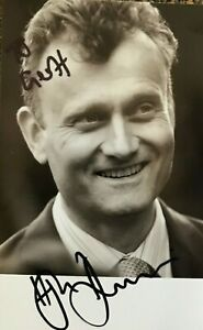 Hugh Dennis -  autographed hand signed photograph with COA